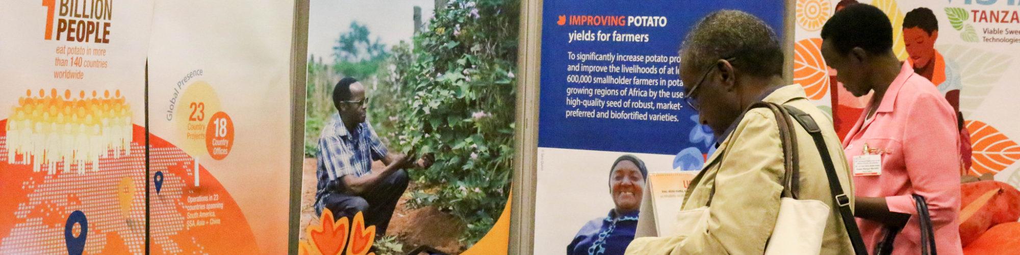 APA 2016 ETHIOPIA | African Potato Association | Kigali 2019