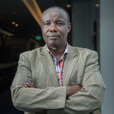 Wilfred Mushobozi
