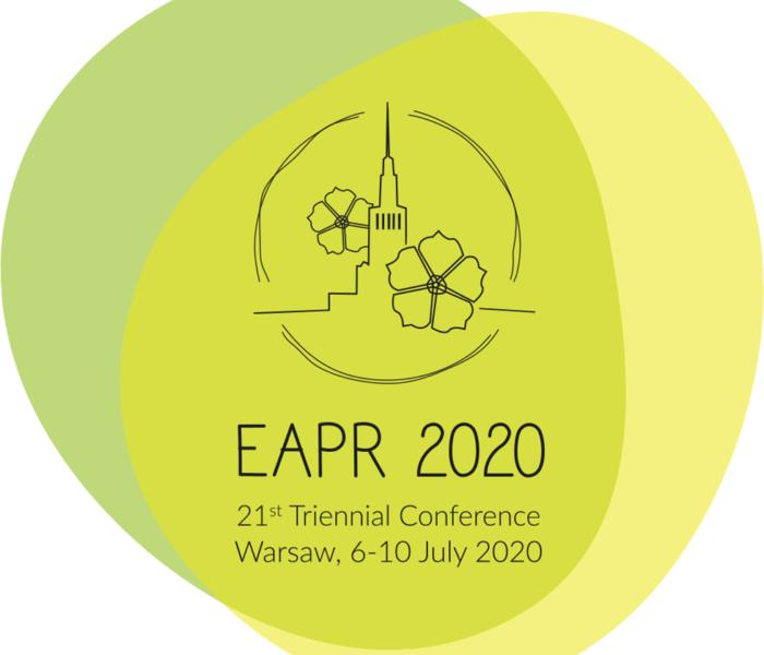 EAPR2020 logo